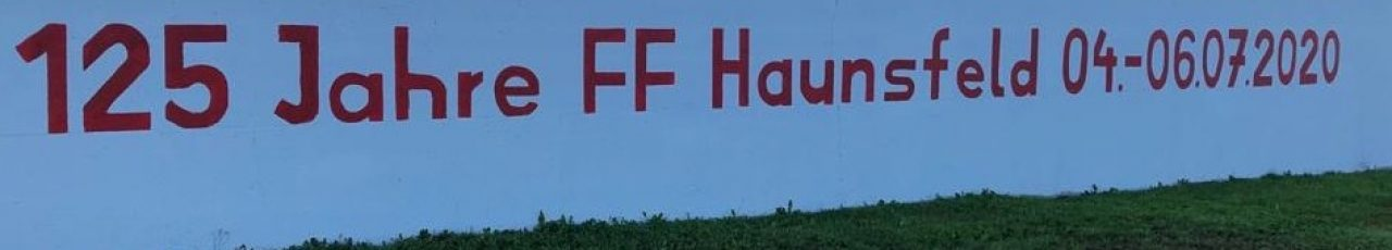 Feuerwehr Haunsfeld